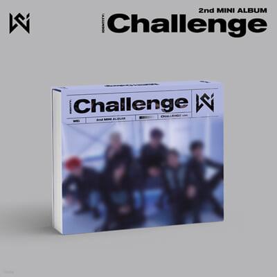 위아이 (WEi) - 미니앨범 2집 : IDENTITY : Challenge [CHALLENGE ver.]