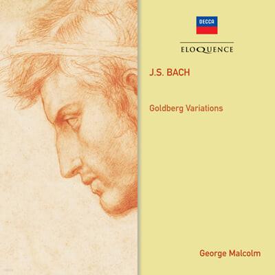 George Malcolm 바흐: 골드베르크 변주곡 (J.S.Bach: Goldberg Variations BWV988)