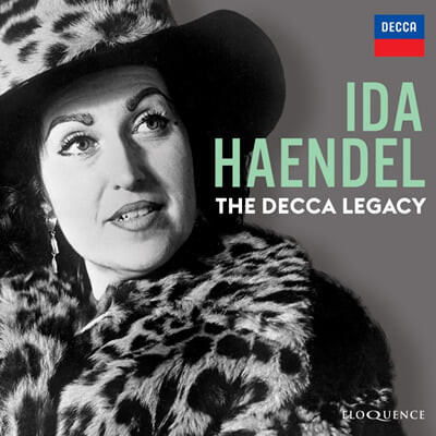 Ida Haendel 이다 헨델 1940-1997 데카 녹음 선집 (The Decca Legacy)