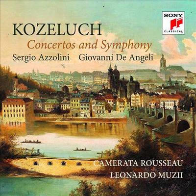 코젤루흐: 협주곡과 교향곡 (Kozeluh: Symphonies and Concertos)(CD) - Leonardo Muzii