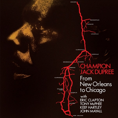 Champion Jack Dupree - From New Orleans To Chicago (Vinyl LP)