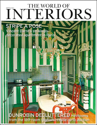 The World of Interiors (월간) : 2021년 03월