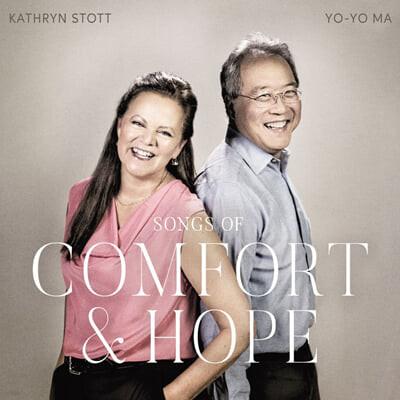 Yo-Yo Ma / Kathryn Stott 편안함과 희망의 음악 (Songs of Comfort and Hope) [2LP]