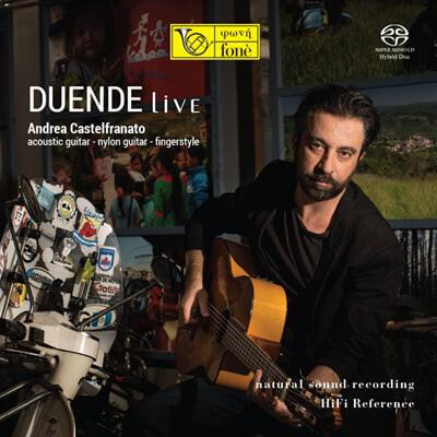 Andrea Castelfranato (안드레아 카스텔프라나토) - Duende Live