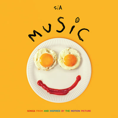 Sia (시아) - 9집 Music: Songs From And Inspired By The Motion Picture