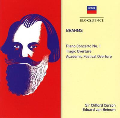 Clifford Curzon 브람스: 피아노 협주곡 1번 (Brahms: Piano Concerto Op.15)