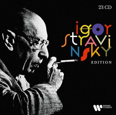 스트라빈스키 에디션 (Igor Stravinsky Edition)