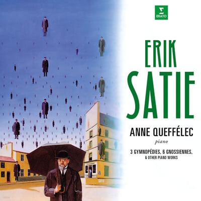 Anne Queffelec 에릭 사티: 짐노페디, 그노시엔느 (Eric Satie: 3 Gymnopedies, 6 Gnossiennes) [2LP]