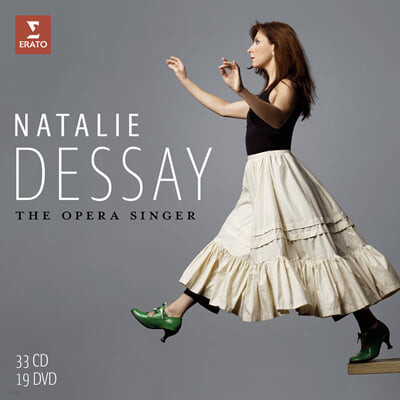 Natalie Dessay 나탈리 드세이 오페라 전집 (The Opera Singer)