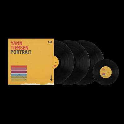 Yann Tiersen (얀 티에르센) - Portrait [3LP+7인치 Vinyl]