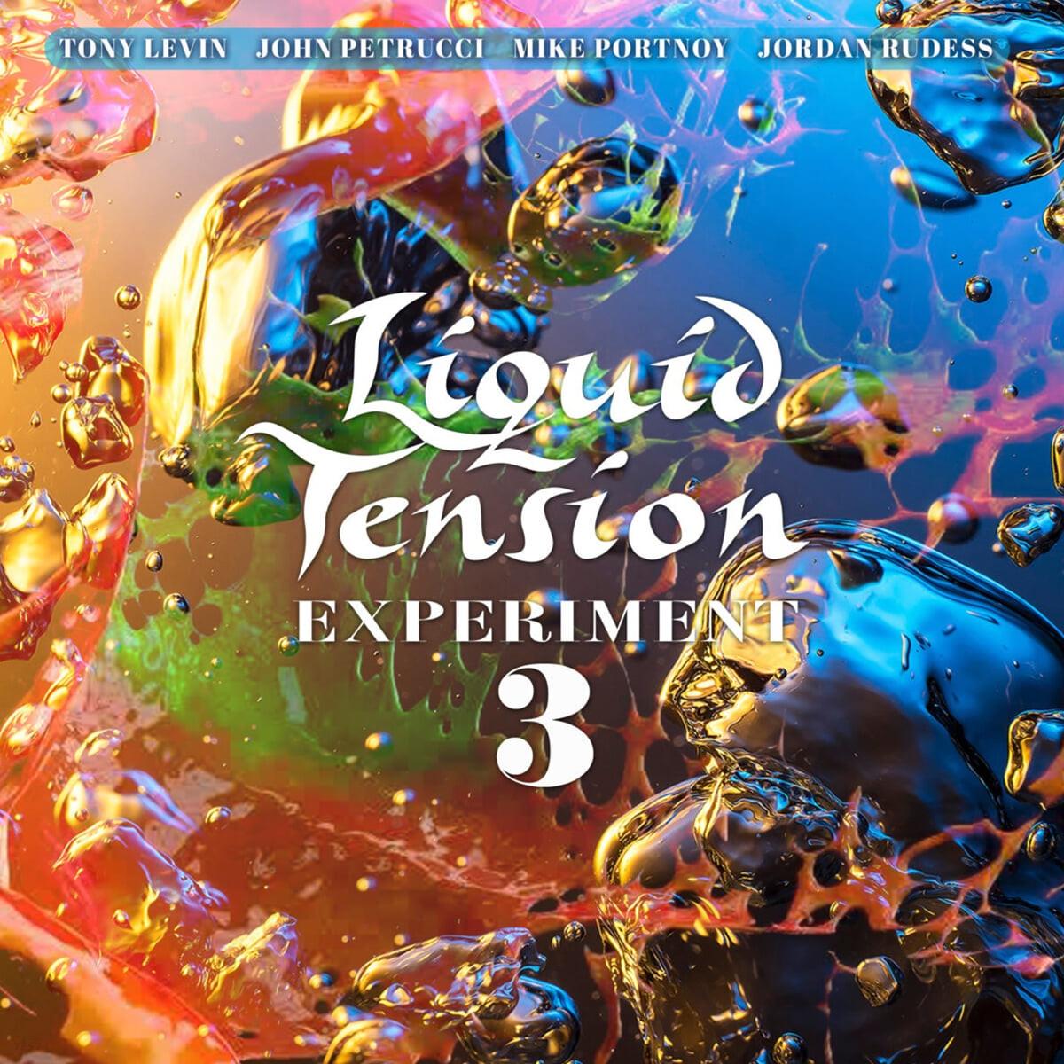 Liquid Tension Experiment (리퀴드 텐션 익스페리먼트) - Liquid Tension Experiment 3