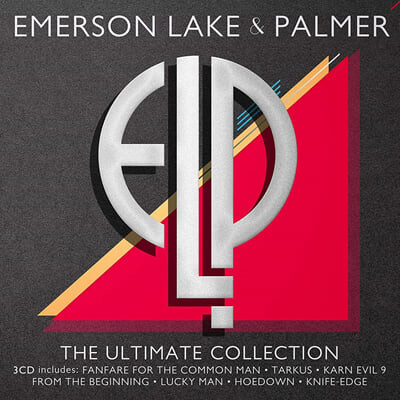 Emerson, Lake & Palmer (에머슨, 레이크 앤 팔머) - The Ultimate Collection