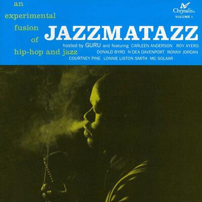 Guru (구루) - Jazzmatazz Vol. 1 [LP]