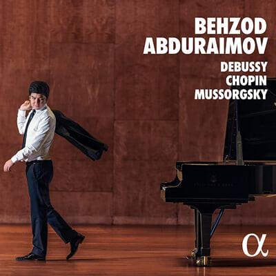 Behzod Abduraimov 쇼팽: 전주곡 / 무소르그스키: 전람회의 그림 / 드뷔시: 어린이 차지 - 베조드 압두라이모프 (Chopin / Mussorgsky / Debussy)