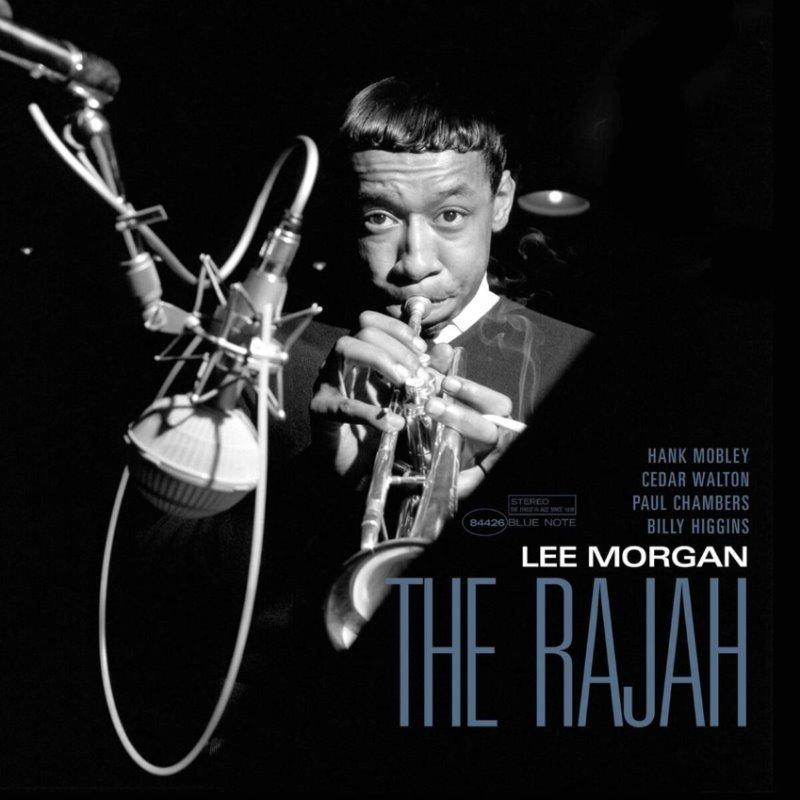 Lee Morgan (리 모건) - The Rajah [LP]