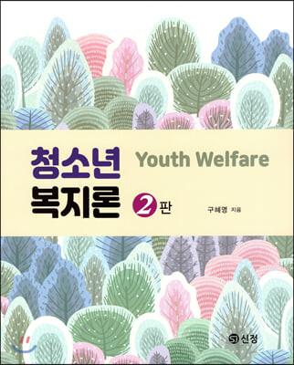 청소년 복지론 (2판)