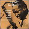 Clifford Brown / Max Roach (클리포드 브라운 / 막스 로치) - Study In Brown [LP]