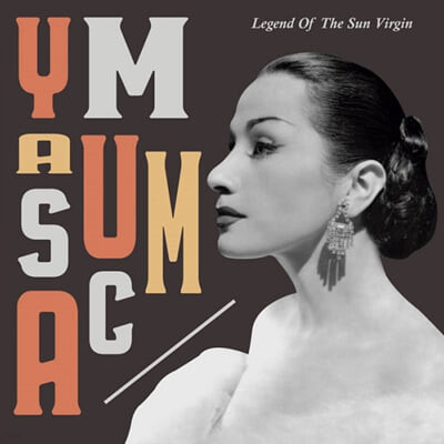 Yma Sumac (이마 수맥) - The Legend of The Sun Virgin [LP]
