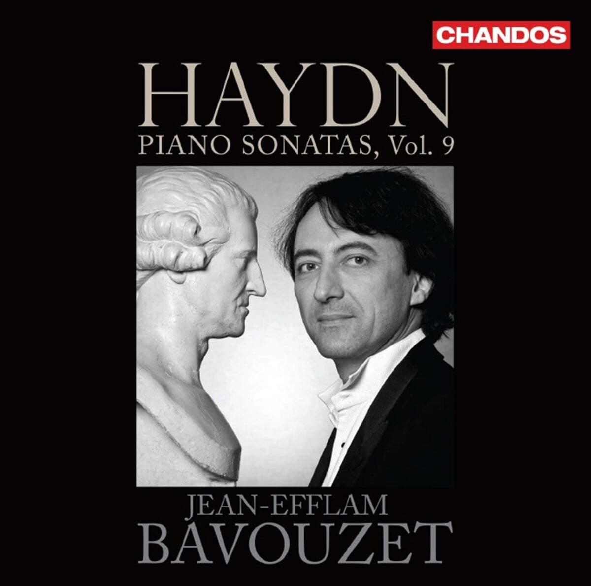 Jean-Efflam Bavouzet 하이든: 피아노 소나타 9집 - 장-에플랑 바부제 (Haydn: Piano Sonatas Vol. 9)