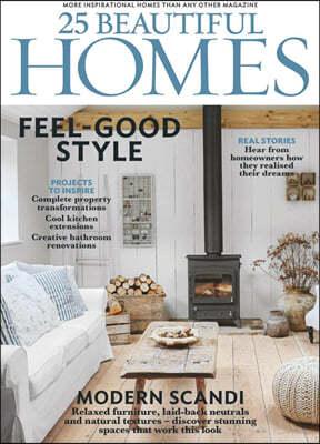 25 Beautiful Homes UK (월간) : 2021년 03월