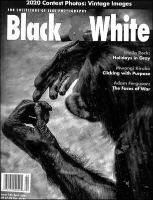 Black & White  Magazine(격월간) : 2021년 04월