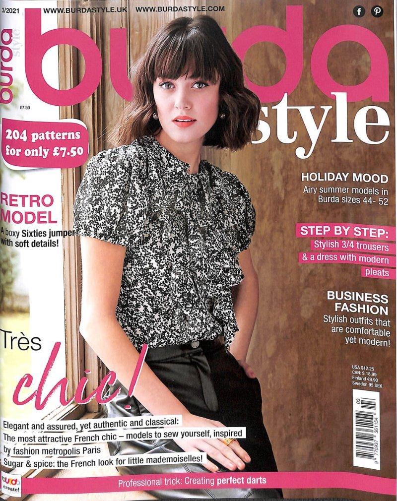 Burda Style (월간) : 2021년 03월