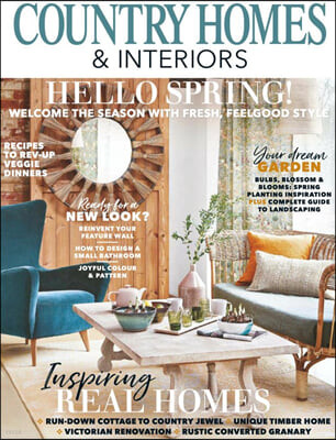 Country Homes & Interiors (월간) : 2021년 03월