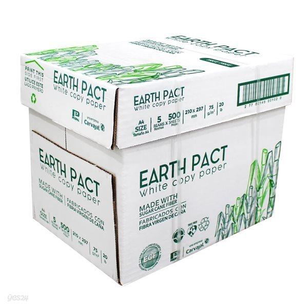 제로웨이스트 사탕수수 친환경 복사용지 A4 복사지 A4용지 화이트 2500매 1박스