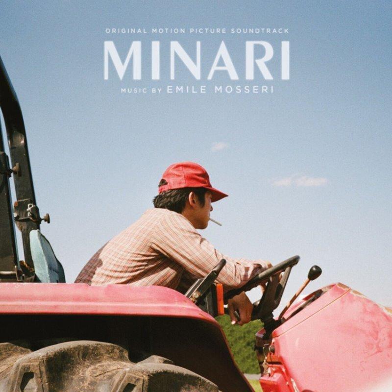 미나리 영화음악 (Minari OST by Emile Mosseri) [투명 블루 컬러 LP]