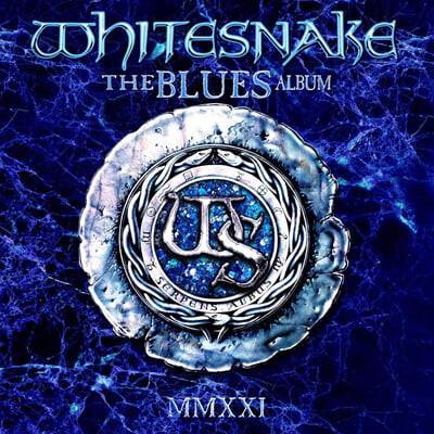 Whitesnake (화이트스네이크) - The Blues Album MMXXI [오션 블루 컬러 2LP]