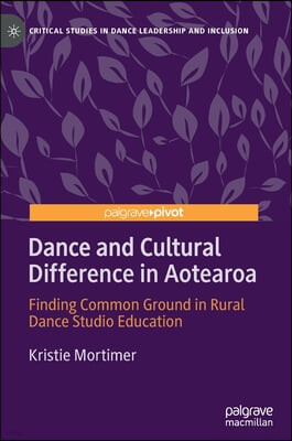 Finding Common Ground Within Rural Dance Studio Classes in Aotearoa