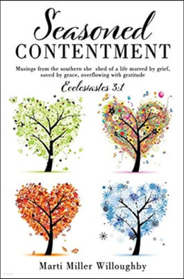 Seasoned Contentment: Musings from the southern she shed of a life marred by grief, saved by grace, overflowing with gratitude