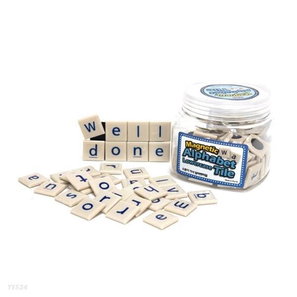 [보약게임] 자석 알파벳타일 소문자 / 영어 학습게임