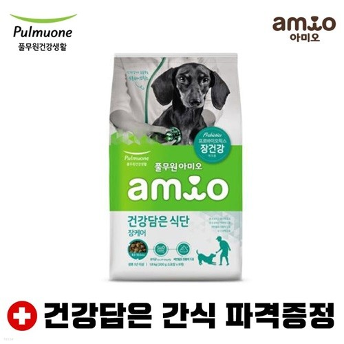 풀무원 아미오 건강담은식단 장케어 1.8kg