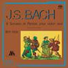 Devy Erlih 바흐: 무반주 바이올린을 위한 소나타와 파르티타 전곡집 BWV 1001-1006 - 드비 에를리히