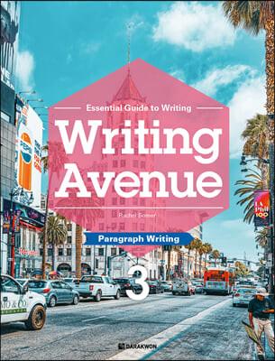 Writing Avenue 3 (Paragraph Writing)