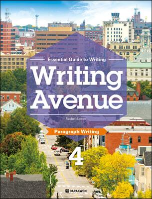 Writing Avenue 4 (Paragraph Writing)