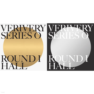 베리베리 (VERIVERY) - SERIES 'O' [ROUND 1 : HALL] [SET]