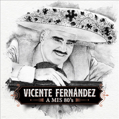 Vicente Fernandez - Mis 80's (180g Gatefold LP)