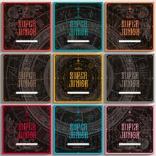 슈퍼주니어 (Super Junior) 10집 - The Renaissance (SQUARE Style)