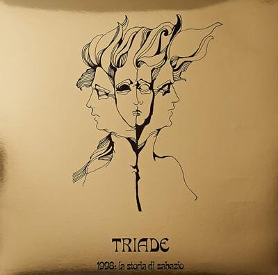Triade (트라이에이드) - 1998: La Storia Di Sabazio [오렌지 컬러 LP]