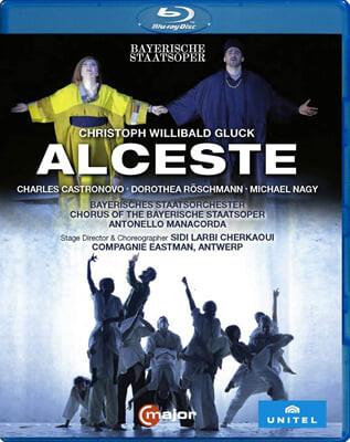 Charles Castronovo 글룩: 오페라 '알세스트' (Gluck: Alceste)