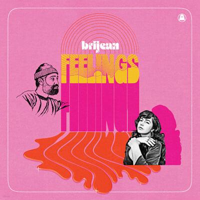 Brijean (브리진) - 1집 Feelings [라바 램프 컬러 LP]