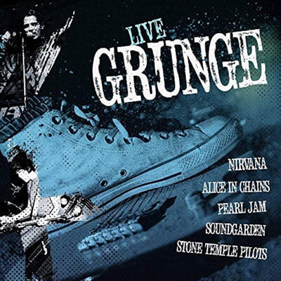 Nirvana / Alice in Chains / Soundgarden / Pearl Jam / Stone Temple Pilots - Live Grunge [5LP]