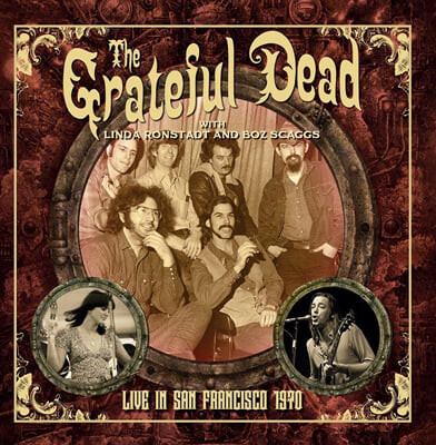 The Grateful Dead (그레이트풀 데드) - Live In Stanford, CA '88 [3LP]
