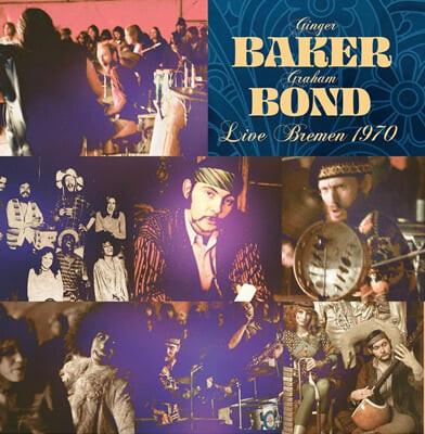 Ginger Baker / Graham Bond (진저 베이커 / 그라함 본드) - Live Bremen 1970
