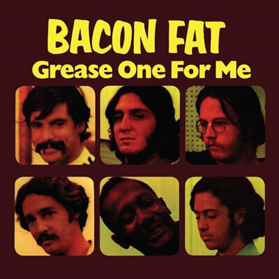 Bacon Fat (바콘 패트) - Grease One For Me [LP]