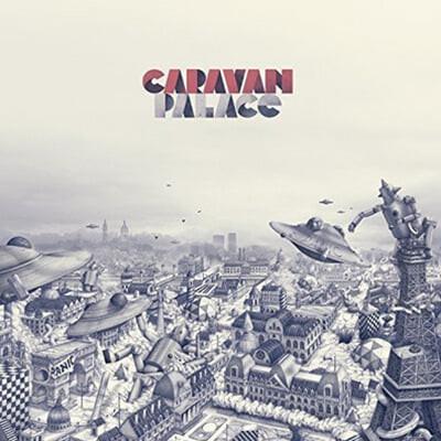 Caravan Palace (카라반 팰리스) - 2집 Panic [화이트 컬러 2LP]