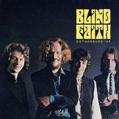 Blind Faith (블라인드 페이스) - Gothenburg '69