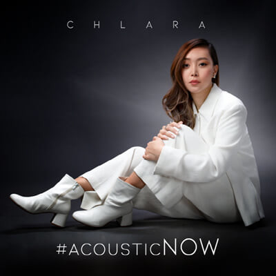Chlara (클라라) - 4집 #acoustic Now [화이트 컬러 LP]